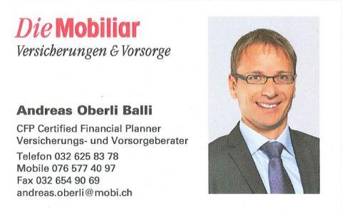 Versicherung die mobiliar for Versicherung mobiliar